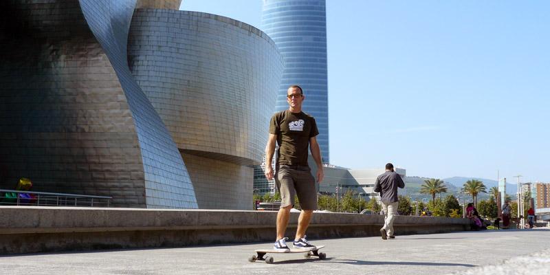 Longboard Bilbao01