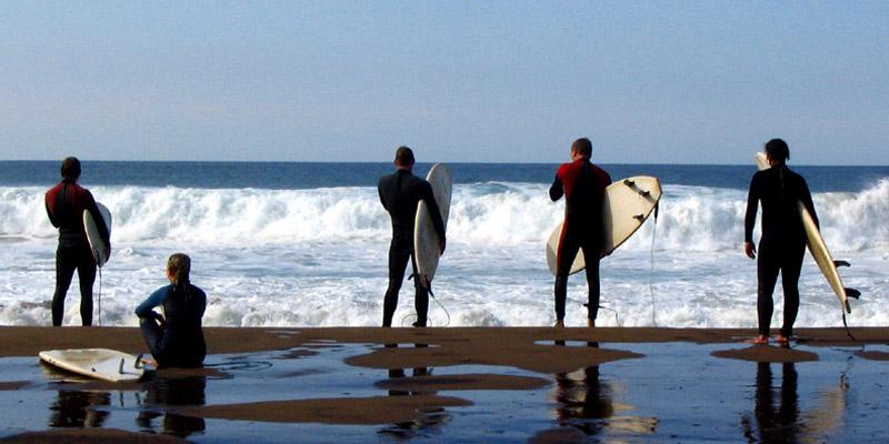 Surfkurs Spanien 03